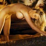 Willa Ford Nude in Playboy5